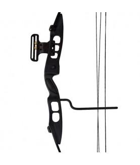 Ek Archery - Kit arc compound Buster 15-29 Lbs Noir/Camo