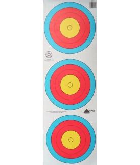 BMC Foam Target - Centre de cible pour butte 80